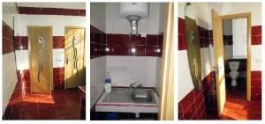 Toaleta funcţionarilor publici de la Consiliul Raional Ungheni