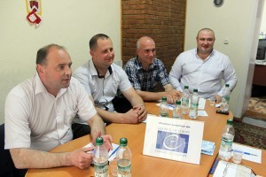 Canditaţii la funcţia de primar al oraşului ungheni