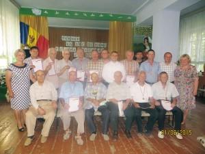 Finaliştii ediţiei jubiliare alături de reprezentanţi ai autorităţilor locale