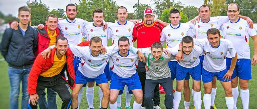 "FC ""Atila"". Foto: Gleb Melnic"