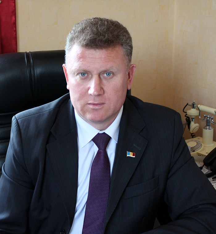 Ghenadi Mitriuc, președintele raionului Ungheni