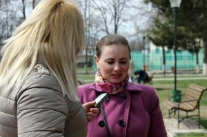 Opinia tinerei mămici, Tatiana Gurdiga
