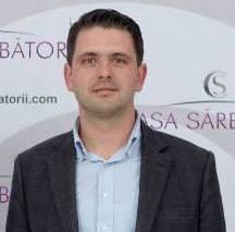 Vlad Savin, arhitect şef al oraşului Ungheni