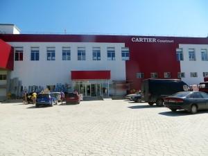 Magazinul de materiale de construcţie