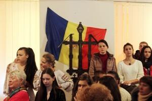 Ziua României, sărbătorită la Ungheni