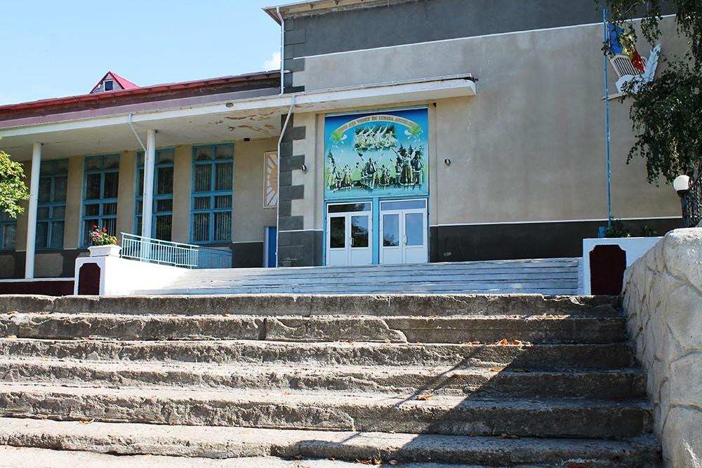 Căminul cultural din Cocieri la alegerile locale din 14 iunie 2015