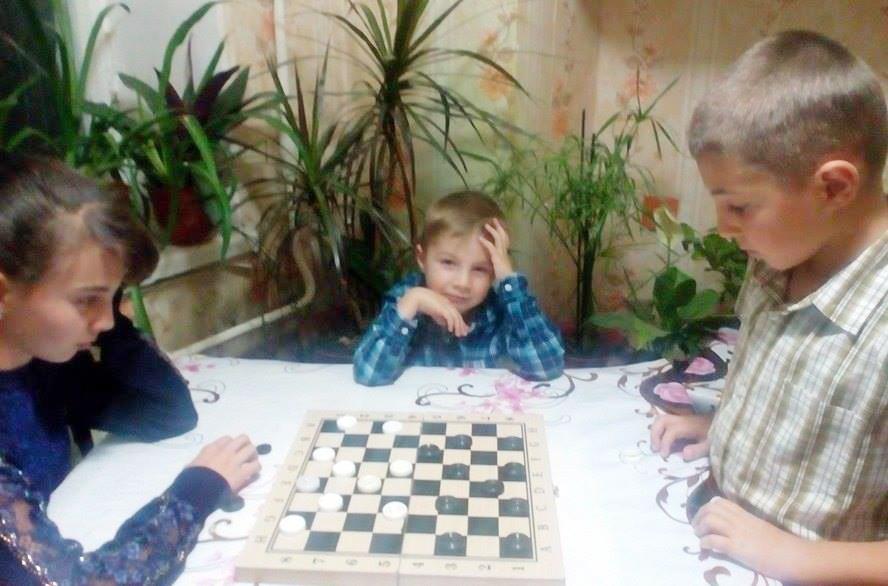 Familia Cușnir se antrenează