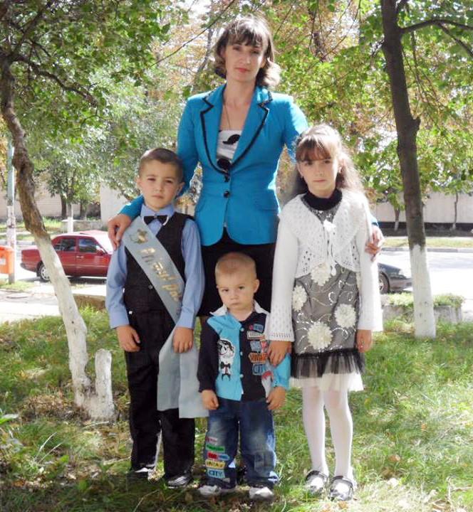 Din arhiva personală a familiei Cuşnir